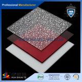 최신 인기 상품 물결 모양 다채로운 돋을새김된 PC 장
