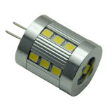G4 21SMD2835 알루미늄 바디 24V 조경 LED 가벼운 램프