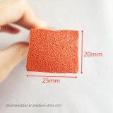 Tira de espuma de silicone de alta temperatura