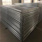 Maglie 57mm x 57mm delle costruzioni 12 comitati di recinzione provvisori di collegamento Chain di Gague