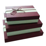Caja de papel de embalaje de regalo personalizado Willow llorando de la bolsa de embalaje