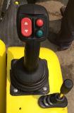 Маленький электрический колесный погрузчик (HQ906E) с маркировкой CE утвержденных