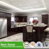 Кухонные шкафы кухни самого лучшего чувства шикарные