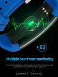 IP68 방수 다기능 혈압 모니터와 심박수 모니터 스포츠 팔찌 지능적인 악대 팔찌 IP67