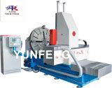Fräsmaschine China-Nc für segmentierten Gummireifen-Form-Ring