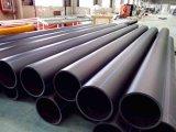 La plastica del grande diametro convoglia il tubo pieno dell'HDPE del modulo sulla vendita