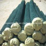 중국제 입히는 체인 연결 담 Galvanized/PVC