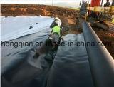 Пластиковый ASTM HDPE/LDPE/LLDPE/EVA 0.2 мм/0,3 мм/0,5 мм/0,75 мм/0,8 мм/1мм/1,2 мм/1,5 мм/2мм Рыбками гильзы/гладкой текстурированные Geomembrane заводских питания цена