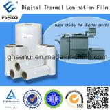 Pellicola di laminazione termica di Digitahi per stampa eccellente di legame (35mic lucentezza & 35mic Matt)