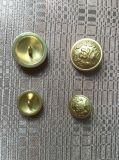 Alliage de zinc métal Coudre le bouton de queue de fixation pour enduire