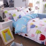 印刷ポリエステル寝具のホーム織物