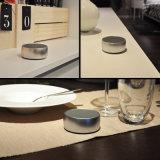 Round Design Mini alto-falante sem fio Bluetooth portátil para MP3