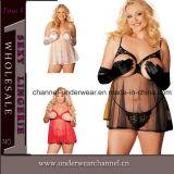 Newest Plus Size femme sexy nuisette6351 Lingerie (TMZ)