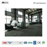 機械(MT105/120)を作る中国の製造業者PSの泡の吸収性の皿