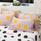 印刷された1700人のエジプト人の品質の寝具セット