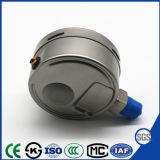 100mm Jauge de pression en acier inoxydable Ce approuvé avec huile de silicone
