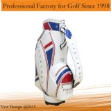 Новый дизайн номера Делюкс PU мешок для гольфа