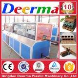 Gute Plastikmaschinen für Produktion DES WPC Belüftung-Profils