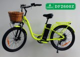 2017 heißes 26 ' 250W 36V/10.4ah Lithium-Batterie-preiswertes elektrisches Fahrrad E-Fahrrad Stadt-Fahrrad