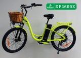 2017 최신 26 ' 250W 36V/10.4ah 리튬 건전지 싼 전기 자전거 E 자전거 도시 자전거