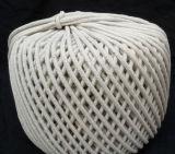 Веревочка хлопка шнура хлопка 2017 горячая продавая 4mm для софы