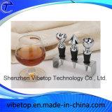Bujão de vinho de metal com cabeça variável Vbt-K001