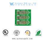 Fr4 de 94V0 Circuito PCB de montaje de componentes electrónicos con UL