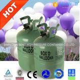 Bouteille de gaz remplaçable d'hélium de la qualité 13.4L pour le ballon