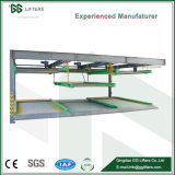 Gg Levantadores de nível múltiplo Lift-Sliding Puzzle Automatizada do Sistema de Estacionamento