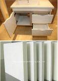 浴室の食器棚のための30mmの白PVC泡のボードを耐火性にしなさい