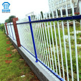 Nicht rostend/Antiseptikum/Qualitäts-Sicherheits-Stahlzaun für Garten