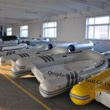Vendita gonfiabile del battello pneumatico delle barche della nervatura del ponte aperto di Liya 2.4m-5.2meter