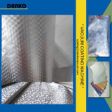 De Materialen die van de Isolatie van het Plateren van het Aluminium van stoffen Machine met een laag bedekken