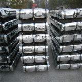 Lo SGS dell'Etiopia Shinny la lamiera di acciaio ricoperta zinco/ha ondulato galvanizzato coprendo lo strato