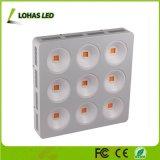 가득 차있는 Specturm 1800W LED는 온실과 실내 플랜트 꽃이 만발하는 성장하고 있는을%s 가볍게 증가한다