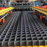 構築は溶接された鋼線の網パネルの補強を使用した