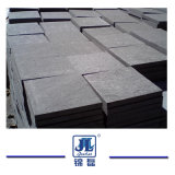 Basalto escuro natural/basalto cinzento/basalto de China/telha do basalto/basalto preto para lidar/telhas da pedra de resguardo/parede