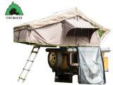 Camper outre de la tente de remorque de campeur de route faite en Alumunium