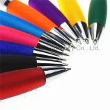 Chaud-Vente de la papeterie en plastique de stylo à bille pour le cadeau promotionnel
