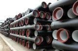 Tubulação Ductile K9/K7/C25/C30/C40 do ferro de ISO2531or En545