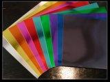 Metallisches Folien-Papier für die Verpackung