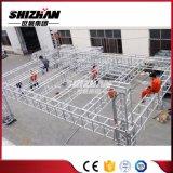 Cabinas de aluminio de la feria profesional del braguero