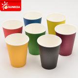 S колебания конструкции двойные стенки кофе чашку бумаги