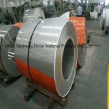 Laminados en frío 201 2b de 0,2mm de espesor de chapa de acero inoxidable correa de acero inoxidable /