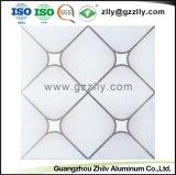 Venta directa de fábrica mosaico artístico techo decorativo de aluminio con ISO9001