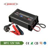 Chargeur de batterie rechargeable de l'universel 12V 10A d'étapes de la Chine Paco 8