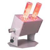 Professional LED CO2 jet Machine of steam turbine and gas turbine systems Effect