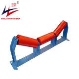 Capacidad de carga de buena calidad de la gravedad de acero de rodillos transportadores de rodillos de acero de rodillos de retorno
