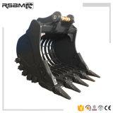 Rsbm 0.5-2m3 скелета Скальный ковш экскаватора для продажи