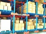 Ladeplatten-Seitentrieb mit Inhalt-Management für Lager-kompakten Speicher